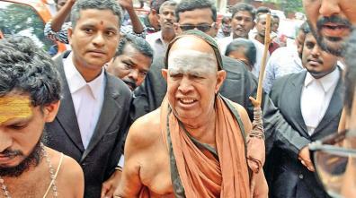 Kanchi sankaracharya murderer