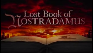 Nostadamus lost book