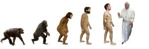 The evolved Christian