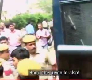 india's daughter- hang the juvenile call