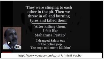 Bhajrangi gruesome video