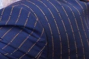 Modi printed suit
