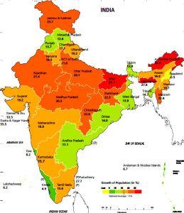 Population growth- 2011 census