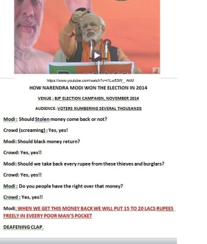 How Narendra Modi won the election