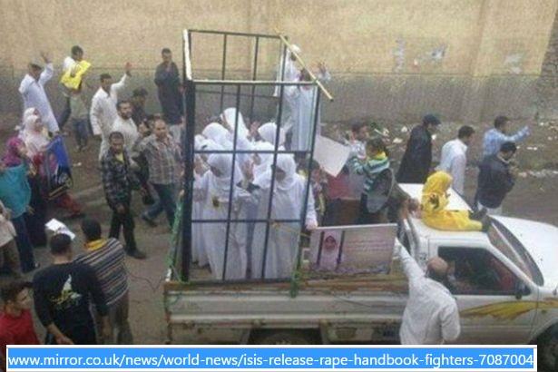 Islamic state women slaves