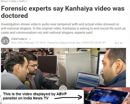 Kanhaiah Forensic Report