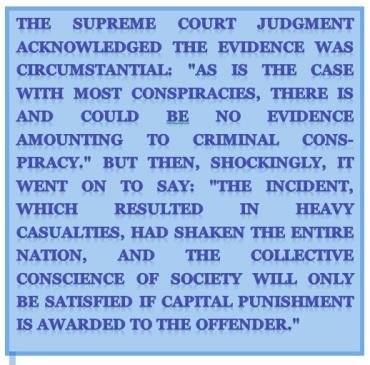 Supreme Court Afza Guru