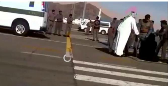 Beheading in Saud