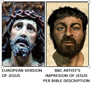 JESUS TWO VERSIONS