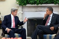 Obama with Kerry