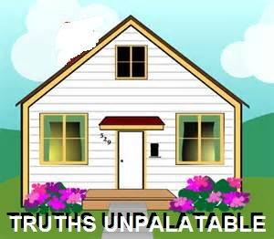 TRUTHS UNPALATABLE