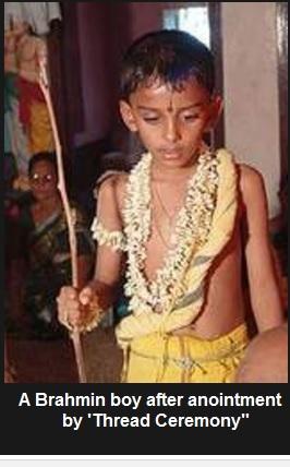 Brahmin Boy