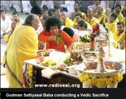 Godman sathyasaibaba