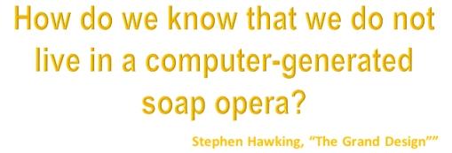 Hawking - Soap opera