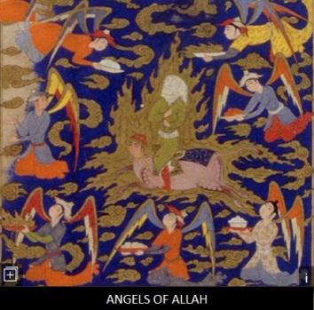Islam - Angels of Allah