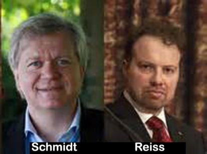 Brian Schmidt Adam Reiss