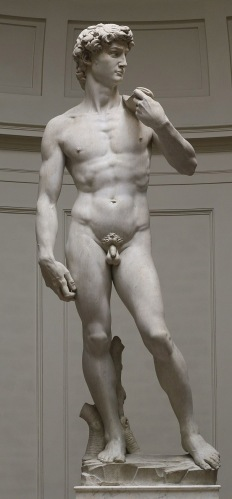 David by Michael Angelo