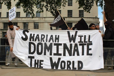 Sharia will dominate the world