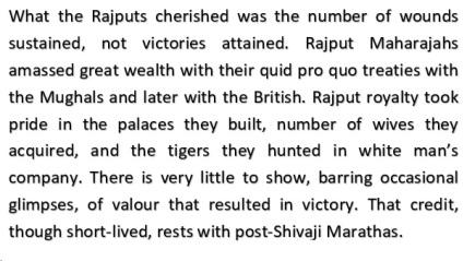 Rajput pride